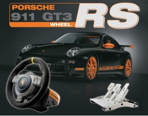 Fanatec Porsche GT3 RS V2 Wheel