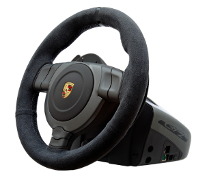 fanatec porsche 911 gt2 wheel clubsport pedale clubsport shifter ebay. Black Bedroom Furniture Sets. Home Design Ideas