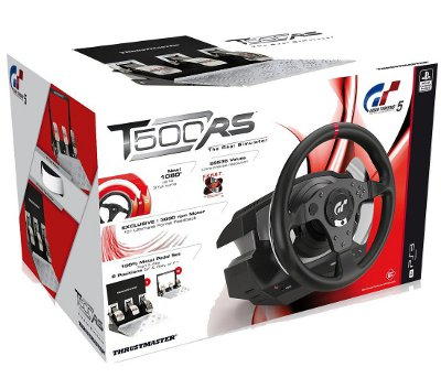 Thrustmaster T500 RS: Packung